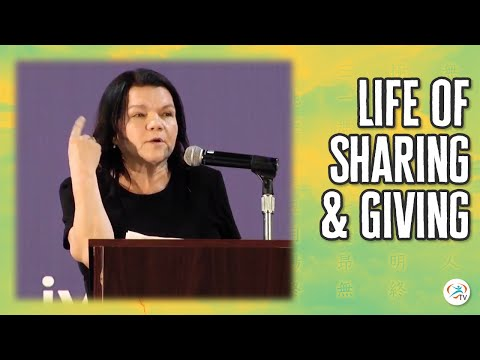 Life of Sharing and Giving - Riquelma Moreno, Forest Hills, NY