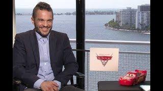 Kuno Becker Interview: Mexican Actor Talks Cars 3