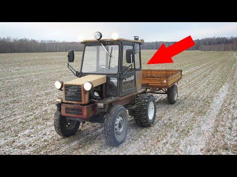 Лучшие мини трактора для фермеров России 2020 года