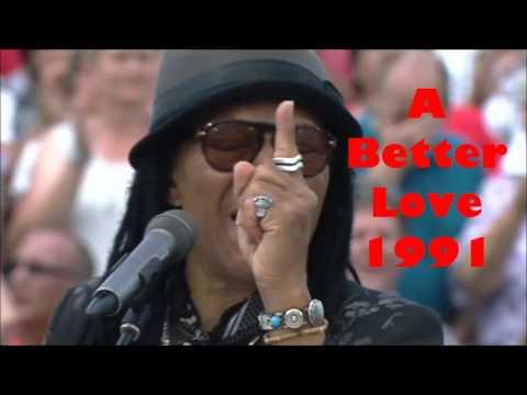 Londonbeat  A Better Love - Gruß von Matthias