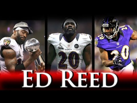 Ed Reed - The Ball Hawk