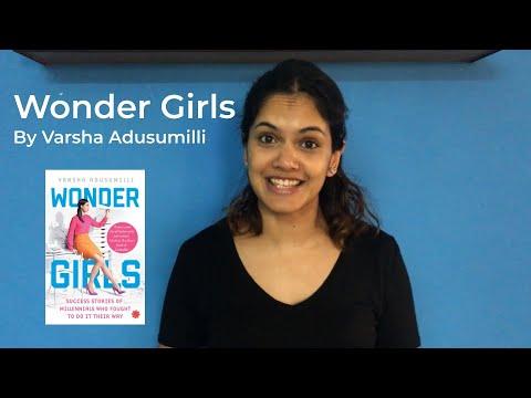Wonder Girls By Varsha Adusumilli