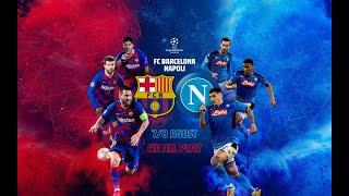 Barcelona vs napoli champions league ...