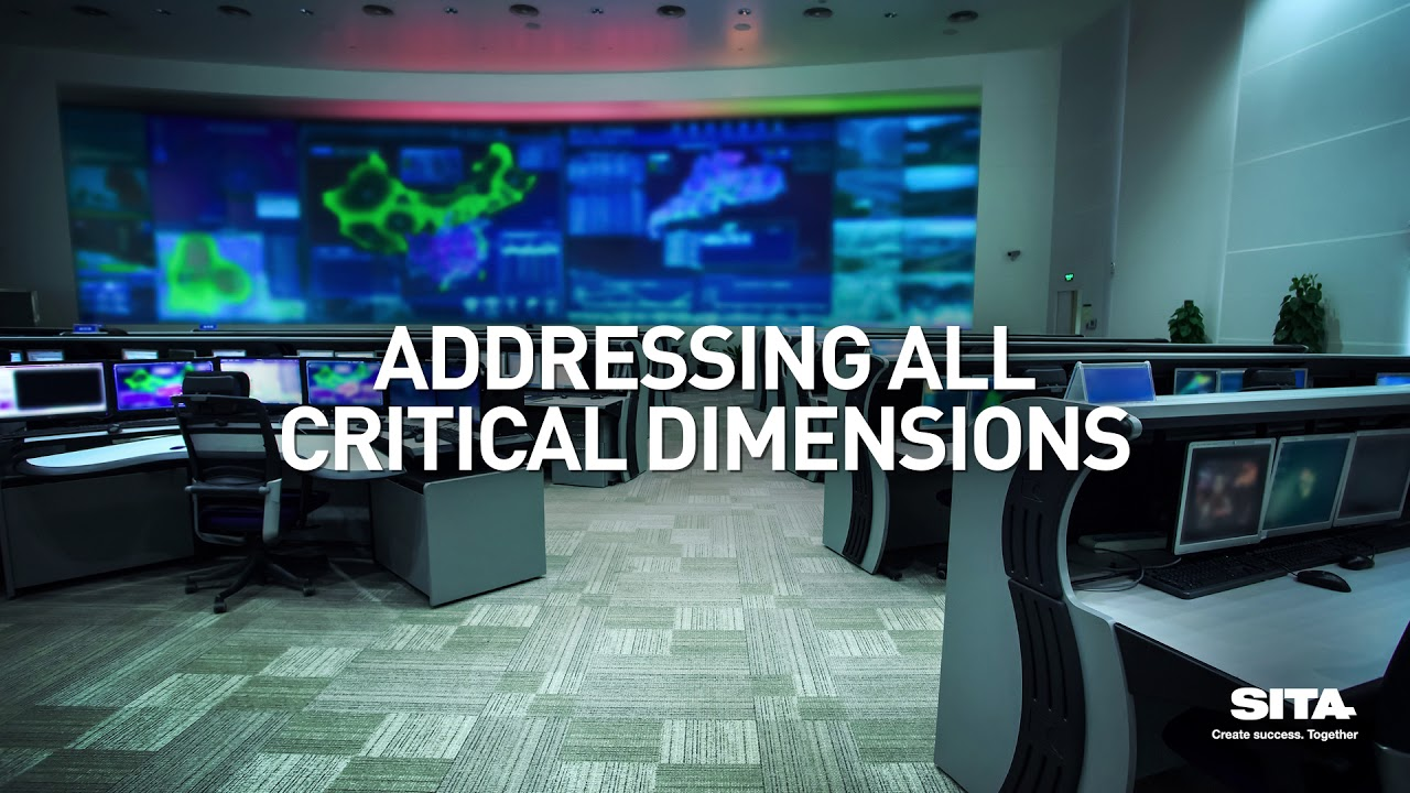 A Fully Integrated Airport Operations Center Youtube