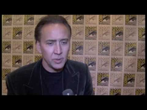 Nicolas Cage Interview - Ghost Rider: Spirit of Vengeance