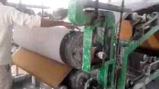 asbestos millboard machine