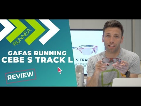 Gafas Running: Probamos las Cebe S Track L #Review