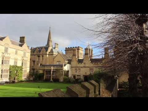 Studying languages at Oxford - Dr Tim Farrant