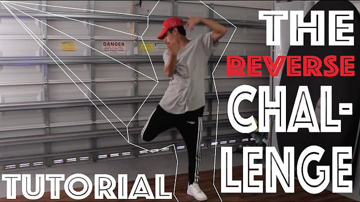 dance tutorial  how to reverse nae nae  learn to reverse all the dance moves  reversechallenge