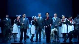 "Alexander Pushkin ""Count Nulin"" director Vasily Senin"