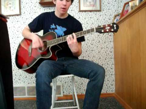 Taking Back Sunday- Divine Intervention Acoustic Cover