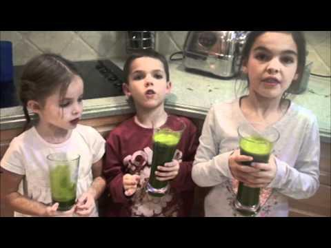 Lemon Ginger Blast - Green Drink