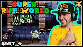 Fake Troll Into Real Troll? Super Riff World Part 4