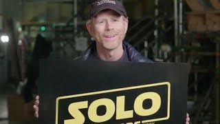 """Solo: A Star Wars Story"" announced as official title of 'Han Solo' movie"