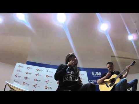 Ruth Lorenzo - Showcase en Hospital Puerta del Hierro (Madrid)