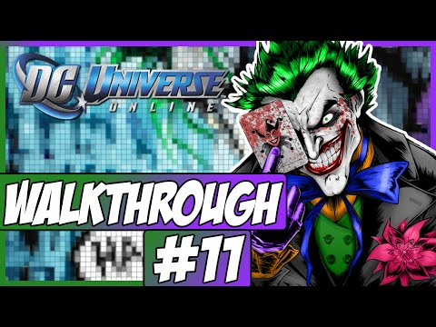 DC Universe Online Walkthrough - Episode 11 - Bane!