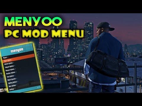 GTA V: How To Install A Mod Menu (PC ONLY) [1.46].