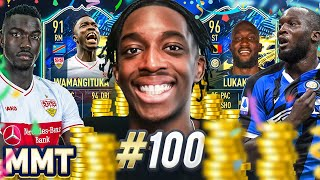 THE ULTIMATE SHINE HAS ARRIVED! TOTS BOLINGOLI X TOTS WAMAN!!!😍🌟🌟🌟100TH EPISODE OF MMT S2!