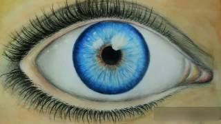 eyes draw easy
