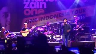Maher zain - Sepanjang Hidup ( LIVE) in Yogyakarta 17 Agustus 2016