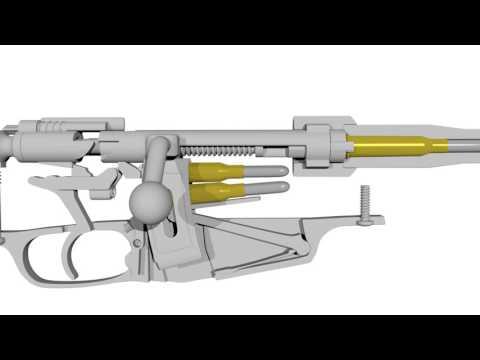 Romaninan Mannlicher M1893