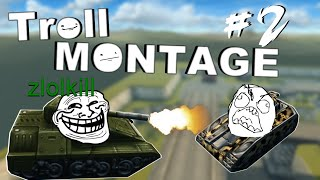 Tankionline TROLL MONTAGE#2 (funny video)