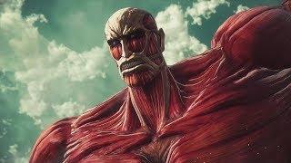 ATTACK ON TITAN 2 All Boss Fights & Endings (Secret Beast Titan/Colossal/Armored Titan Ending)