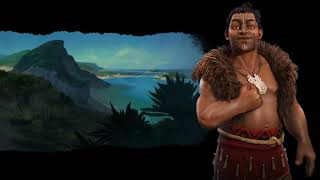 Maori Theme - Industrial (Civilization 6 OST) | Pōkarekare Ana; Ka Mate