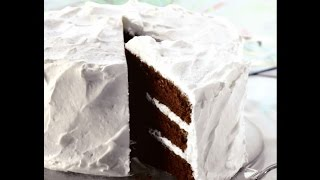 """Изысканная выпечка-Торт""""Пища дьявола"""""""