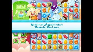 Candy Crush Jelly Saga Level 1022 (3 stars, No boosters)