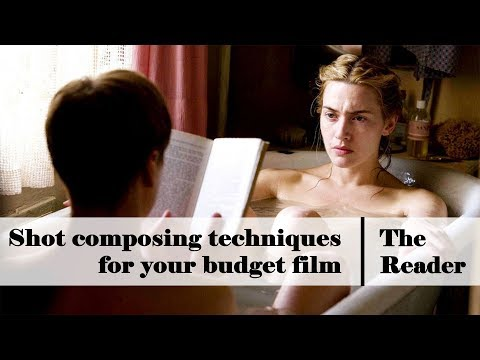 The Reader  Shot Composing Techniques  Stephen Daldry