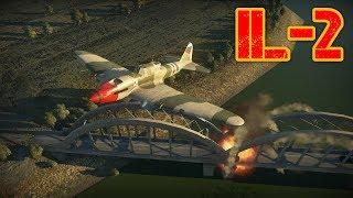 War Thunder - Szturmowiec IŁ-2 - Bitwy Realistyczne (Zagrajmy PL Gameplay)