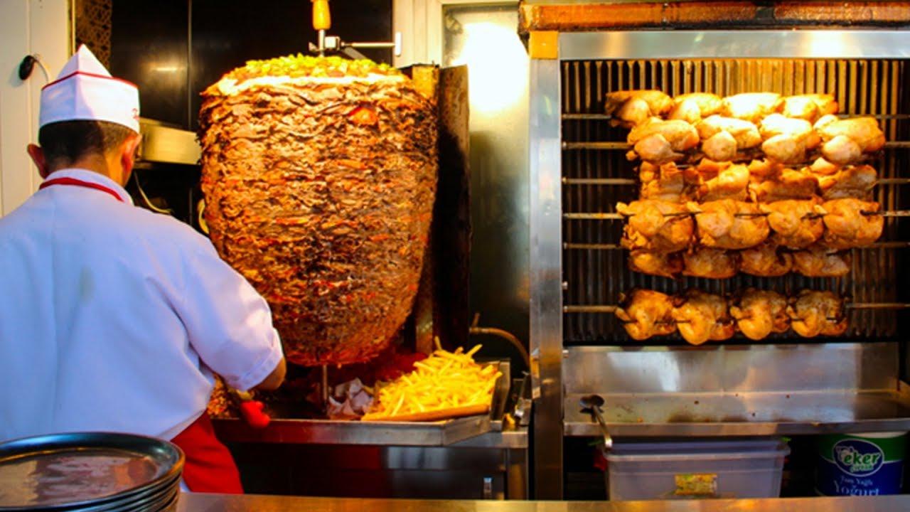 Kebab Food Truck