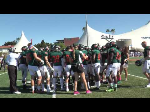 La Verne Football 2016 Season Trailer