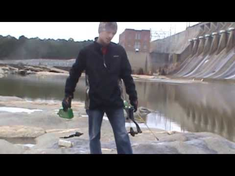how to make a bowfishing arrow