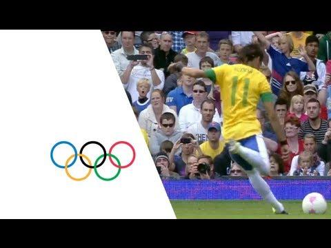 Brazil 31 Belarus  Men's Football Group C  London 2012 Olympics