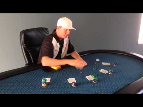 Poker Nights Minimum Raising with Blake Pelton