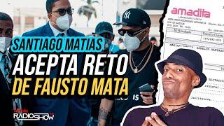 SANTIAGO MATIAS ACEPTA EL RETO…