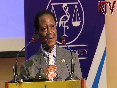 Justice Remy Kasule urges government to be more transparent in appointment of judicial officers