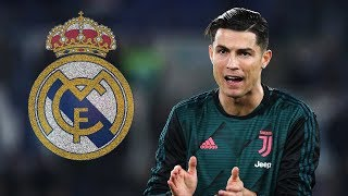 Cristiano Ronaldo bereut Wechsel zu Juventus !