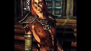 How to get Aela the Huntress as your follower in Skyrim
