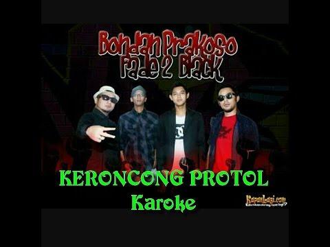KAROKE BONDAN AND FADE2BLACK KERONCONG PROTO