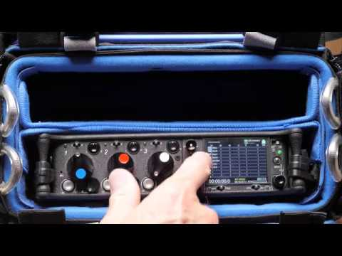 Sound for Video Session: Sound Devices 633 Setup Basics