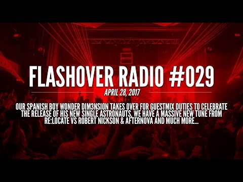 Flashover Radio #029 [Podcast] - April 28, 2017