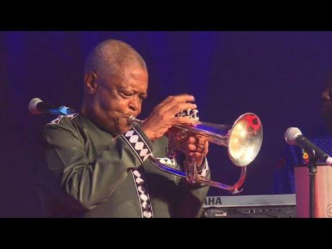 S.African jazz legend Hugh Masekela dies, aged 78