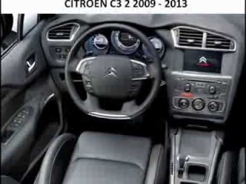 reset service indicator on citroen c3 doovi. Black Bedroom Furniture Sets. Home Design Ideas