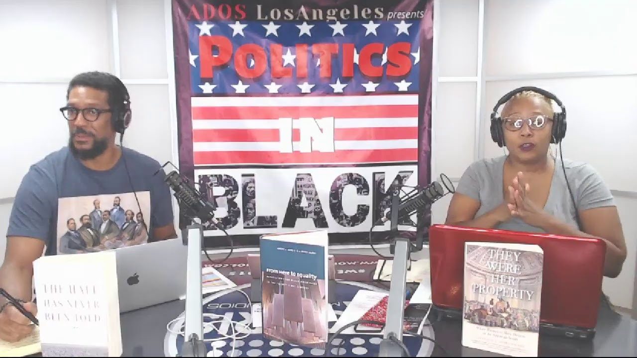 ADOS DMV & NATIONAL LEADERSHIP DISCUSS DOWN BALLOT VOTING, CANDIDATES, AND MEASURE INITIATIVES