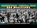 Personal Jesus Depeche Mode 500 Hungarian Musicians Cityrocks Hungary Kecskemét 2019 mp3