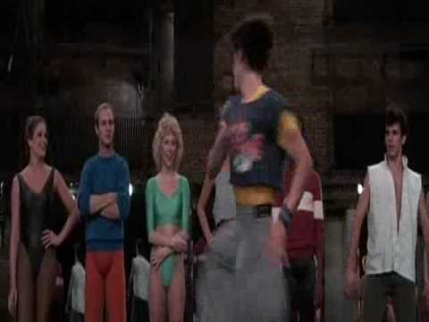 I can do that - Chorus line.wmv
