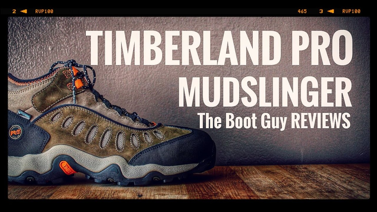 262db5bb143 TIMBERLAND PRO MUDSLINGER STYLE 86515214 [ The Boot Guy Reviews ]